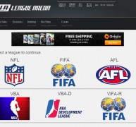 League Arena LLC – LA Stats